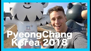 PyeongChang tour before the Olympic Games start - 2018