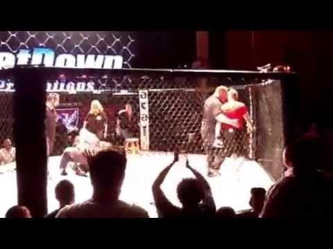Watch: Impressive 4-Second MMA Knockout