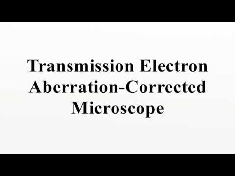 Transmission Electron Aberration-Corrected Microscope