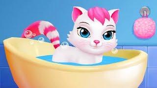 МИЛЫЙ КОТИК #1 Новый Мультик про кошку как Анжела Игровой мультфильм для детей #ГАМИКС