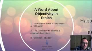 21.  Happiness as Eudaimonia:  Aristotle