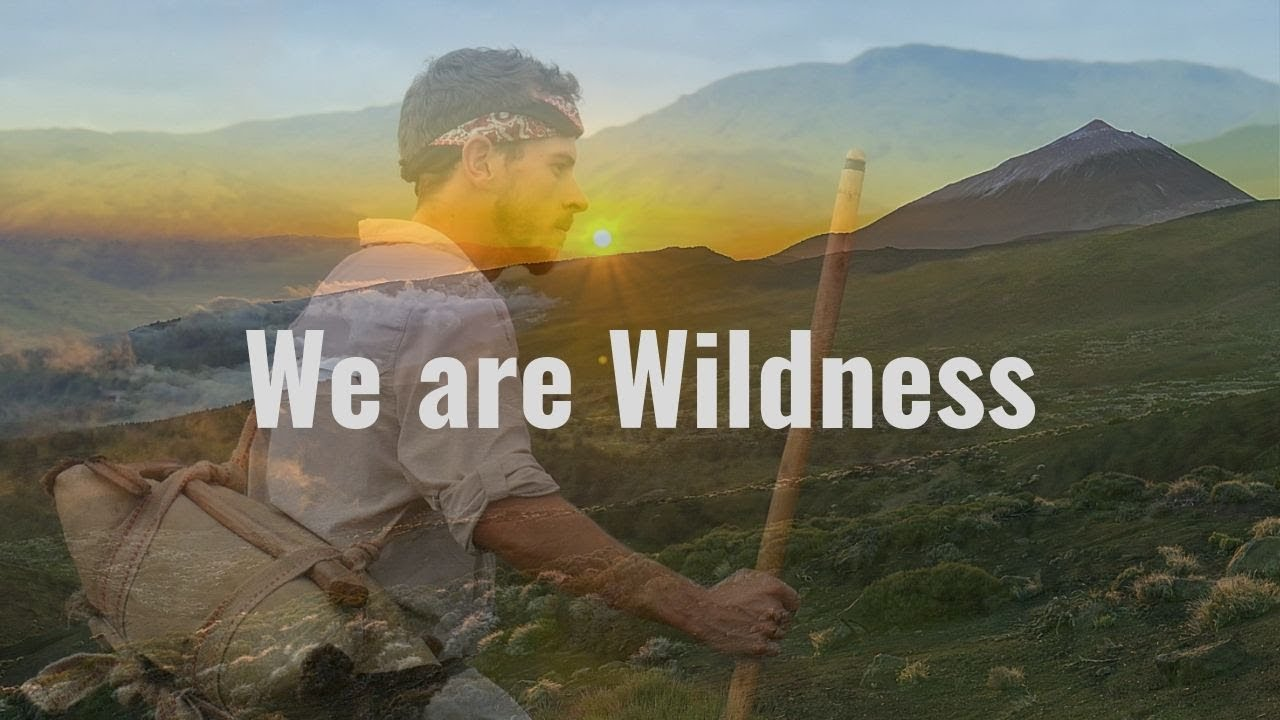 "Finding Meaning through ""Bushcraft"" and Wilderness Living Skills