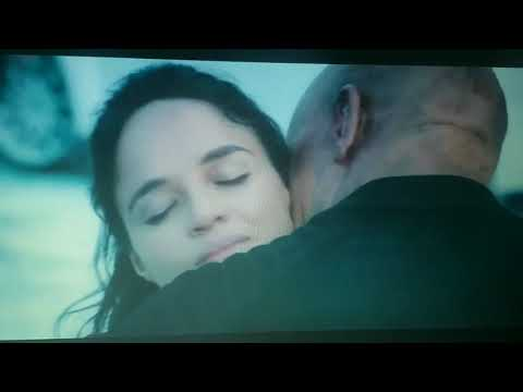 Fate of the furious ending scene Complete
