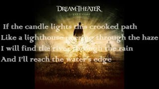 Dream Theater -The Bigger Picture( lyrics)