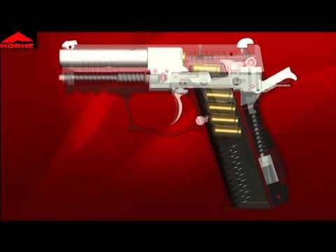 Травматические пистолеты, служебные и сигнальные