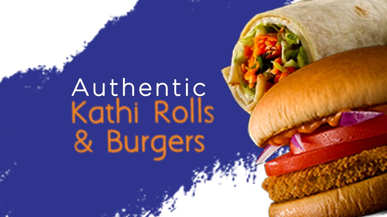 Home Factory | Opening Soon | Kathi Rolls & Burgers