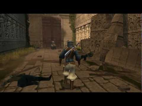 Prince of Persia: The Sands of Time Trilogy 3D Walkthrough/Gameplay PS3 1