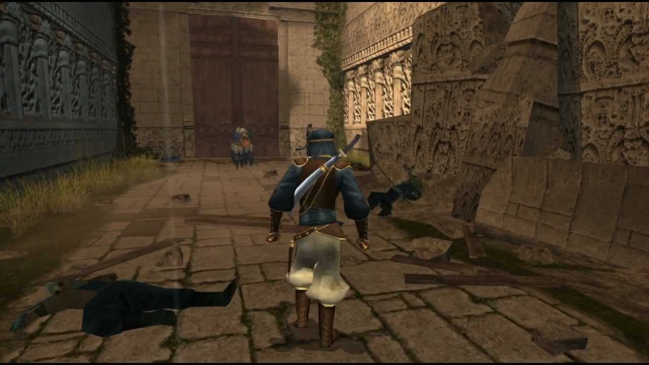 Prince of Persia Warrior Within PC Games Screenshots