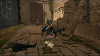 Prince of Persia: The Sands of Time Trilogy 3D Walkthrough/Gameplay PS3 #1