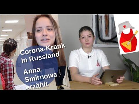 Corona-Krank in Russland: Infizierte Anna erzählt