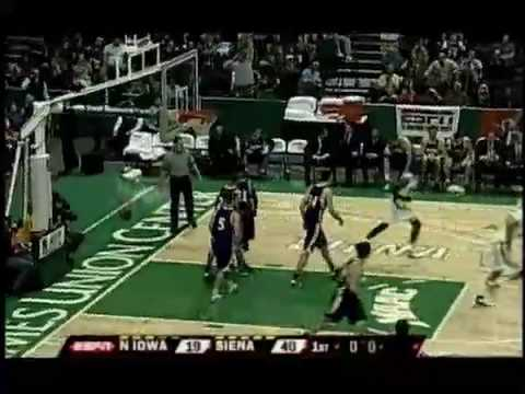 2008-09 Siena Saints MBB Highlight Video