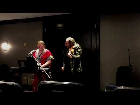 Folsom Planet - Comic Book Goddess Productions - Live - Balticon 51