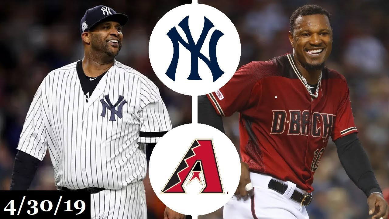 Yankees vs. DIamondbacks