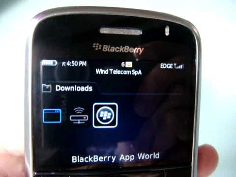How to get Blackberry OS 6 Theme on curve 8520 for FREE link