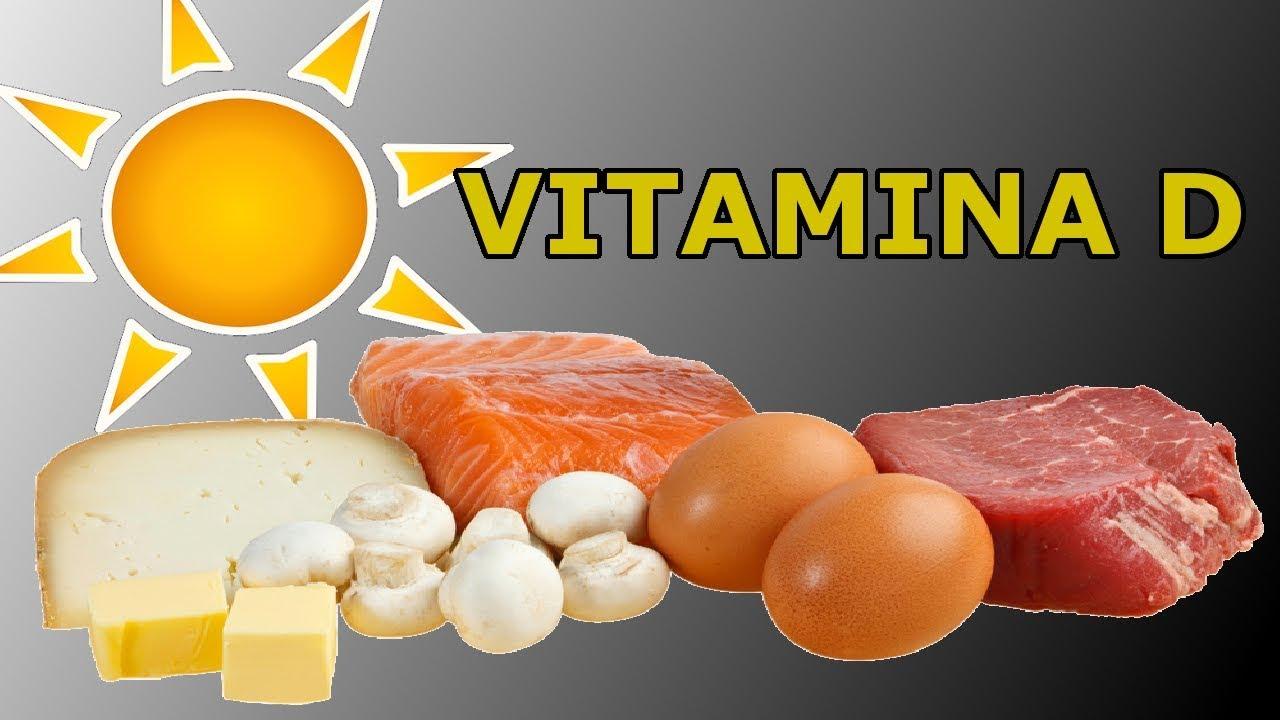 Vitamina D Luz Solar E Alimentos Youtube