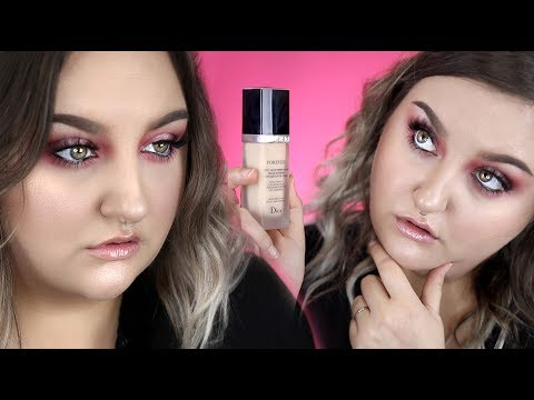 WAS JACLYN RIGHT? | DIORSKIN FOREVER FOUNDATION REVIEW & DEMO