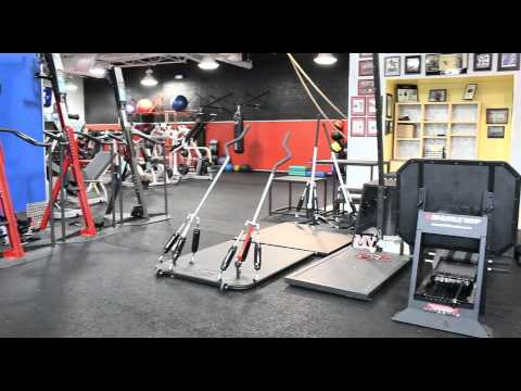 The Institute of Human Performance Tour