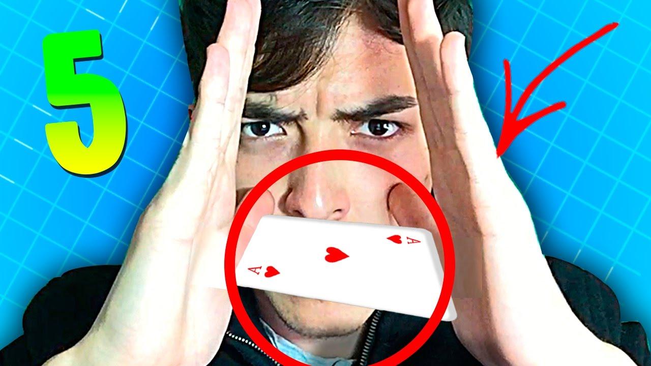 5 Trucos De Magia Para Sorprender A Tus Amigos Youtube