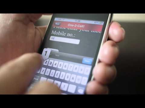 ทดลองเติมเงิน one-2-call ด้วยแอพ mPAY บน iPhone