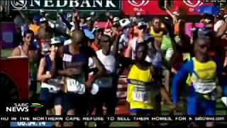Over 21000 runners descend in Durban for the Comrades Marathon