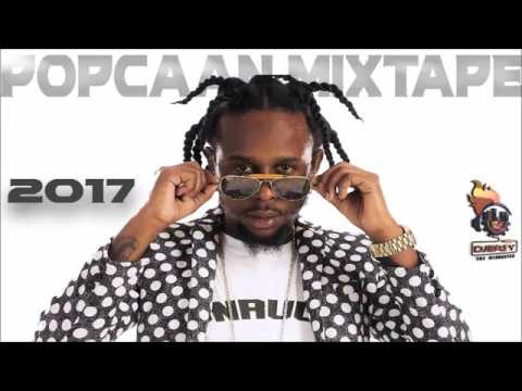 Popcaan Mixtape 2017 Mix by djeasy