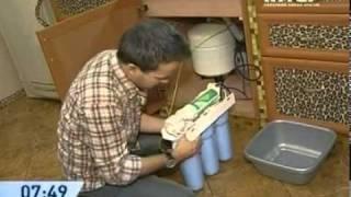 видео Все о фильтрации воды 9 - Мембранные технологии фильтрации 2