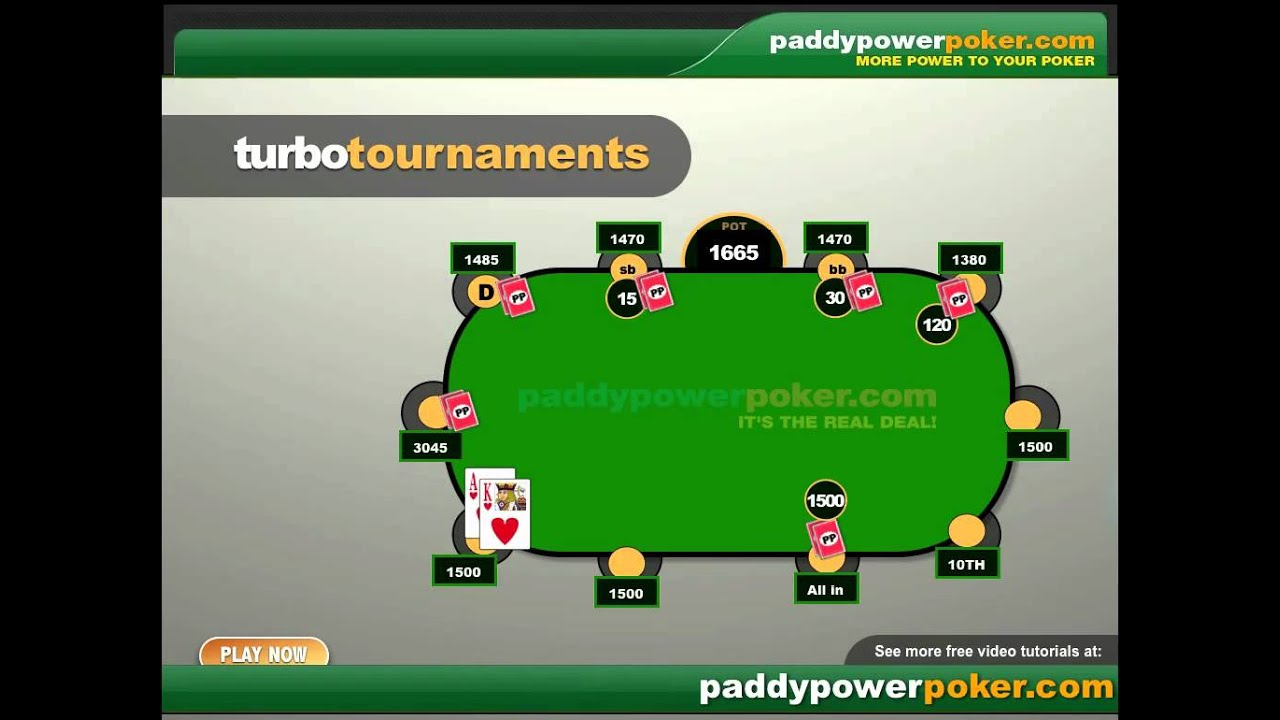 Poker turbo tournament strategy xbox strip poker