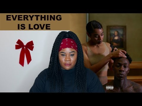 BEYONCÉ and JAY-Zs New  THE CARTERS - EVERYTHING IS LOVE REACTION