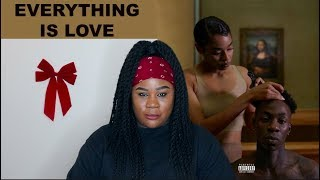 "BEYONCÉ and JAY-Z's New album ""THE CARTERS - EVERYTHING IS LOVE"" 