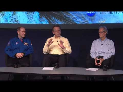 FNN: NASA Press Conference Details Discovery of Water on Mars