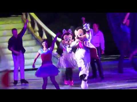 "Disney on Ice ""Reach For The Stars"" at NRG Stadium, Houston, Nov. 10. 2017 (part 1)"