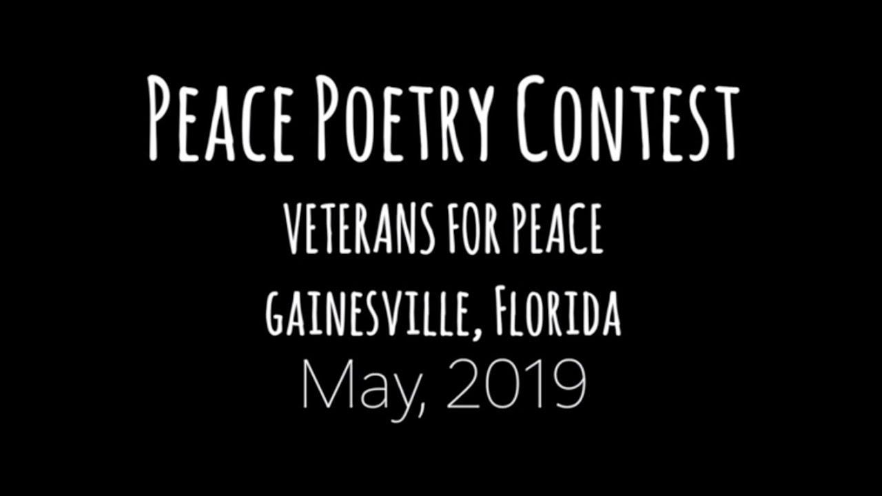 Veterans For Peace Memorial Mile >> Vfp Gainesville Chapter 14 Veterans For Peace