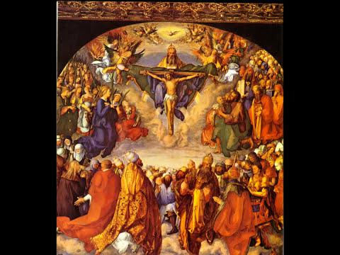 Litany of the Saints, Litania Sanctorum - Catholic Devotional Prayer