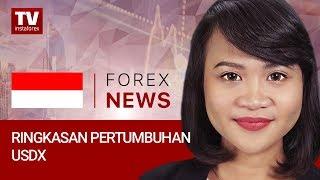 InstaForex tv news: Ringkasan pertumbuhan USDX  (04.10.2018)