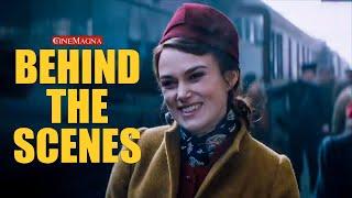Keira Knightley Talks The Aftermath Movie With Jason Clarke (2019)