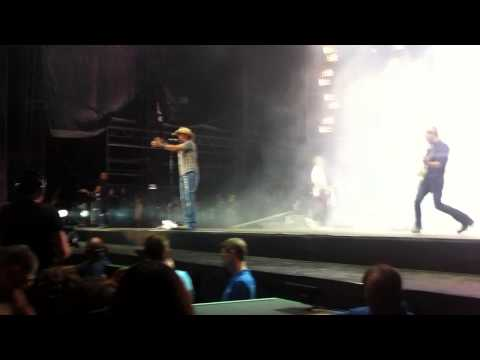 Jason Aldean Live Fenway Park 2013 Country Music FenwayPark Concert Boston Miranda Lambert Red Sox
