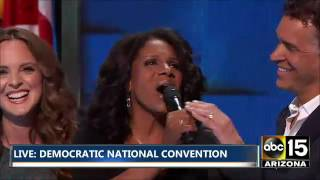FULL: Broadway - What The World Needs Now Is Love - Democratic National Convention