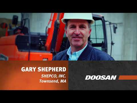 Why He Bought 9 Doosan Excavators & Wheel Loaders