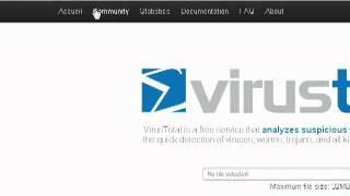 How to Scan Viruses Online [EASY]