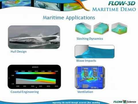maritime CFD don computing