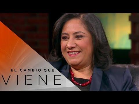 ¿Quién es Irma Eréndira Sandoval?