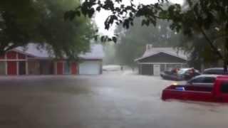 Austin, Texas Flood October 30, 2015