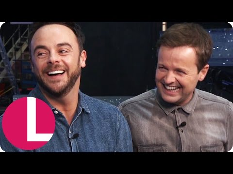 Ant & Dec Tease the Brand New Saturday Night Takeaway! | Lorraine