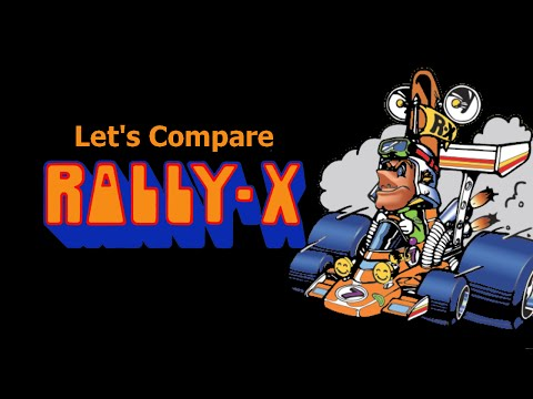 Let's Compare ( Rally X )