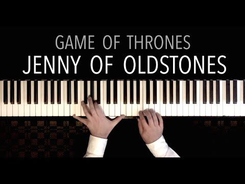 Jenny of Oldstones + Main Theme - GAME of THRONES MASHUP  Piano Cover