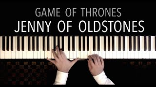 Baixar Jenny of Oldstones + Main Theme - GAME of THRONES MASHUP | Piano Cover