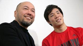漫画「スラムダンク」の作者・井上雄彦さんとバスケ選手の対談企画の新...