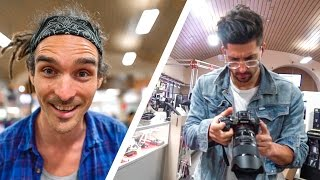 CAMERA SHOPPING WITH JESSE