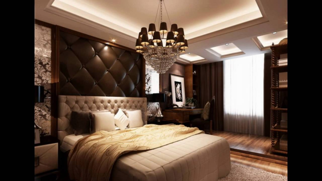 20 Luxury Master Bedroom Designs & Home Design Ideas - YouTube