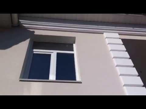 Фасады домов из пенопласта - Декоративное оформление